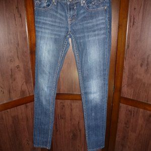 Vigoss The Brooklyn Skinny Jeans 26x32 Never Worn